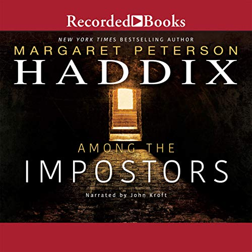 Among the Impostors audiobook cover art