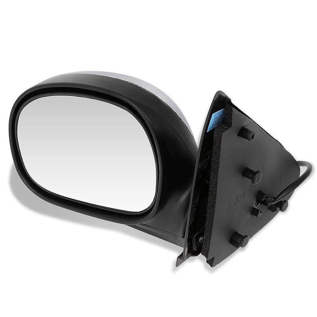 DNA MOTORING OEM-MR-FO1320138 Factory Style Powered Left Side Door Mirror