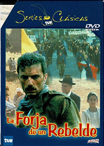 LA FORJA DE UN REBELDE CONTIENE 6 DVD