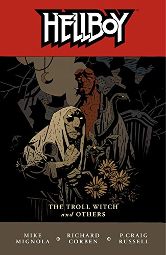 Hellboy Volume 7: The Troll Witch and Others (English Edition)
