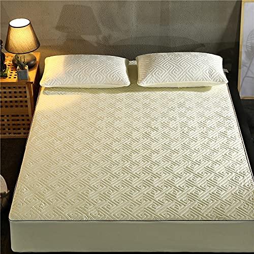 XGguo Protector de colchón - Protector de colchón antialé