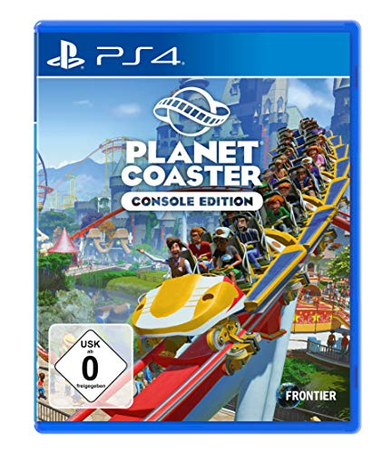 Planet Coaster - [PlayStation 4]