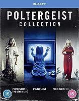 Poltergeist Trilogy Blu-ray [1982] [Region Free] [Blu-ray]