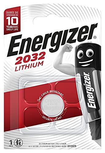 Energizer au lithium CR 2032