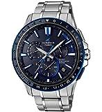 [カシオ] 腕時計 オシアナス GPS ハイブリッド 電波ソーラー OCW-G1200-1AJF シルバー