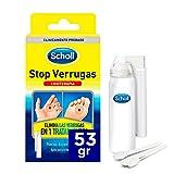 Scholl, Tratamiento Stop Verrugas Comunes y Plantares, por método de congelación, 80ml/53g