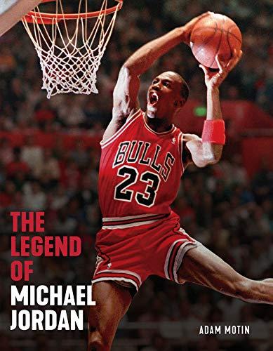 The Legend of Michael Jordan (English Edition)