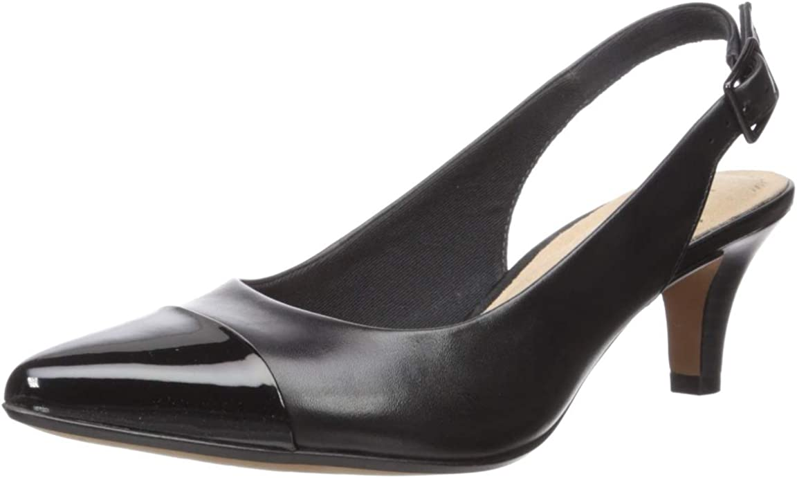 Outlet ☆ Free Shipping Clarks safety Women's Linvale Emmy Pump