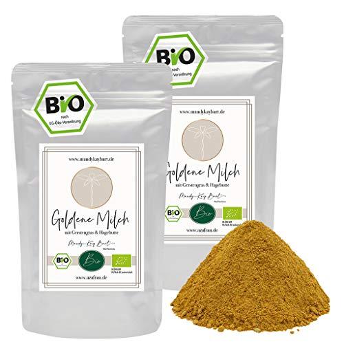 Azafran BIO Goldene Milch | Golden Milk | bePeerless by Mandy-Kay Bart 500g