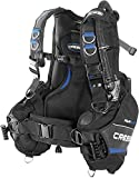 Cressi Aquaride Blue Pro Buoyancy Compensator Device, X-Large