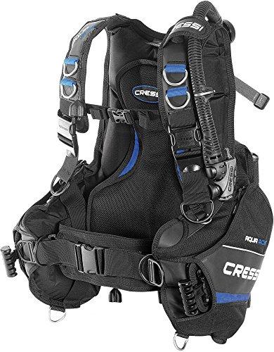 Cressi Aquaride Blue Pro Auftriebskompensator, Größe M