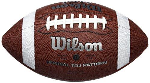 Wilson Unisex-Adult NFL Official Football Bulk XB, Official
