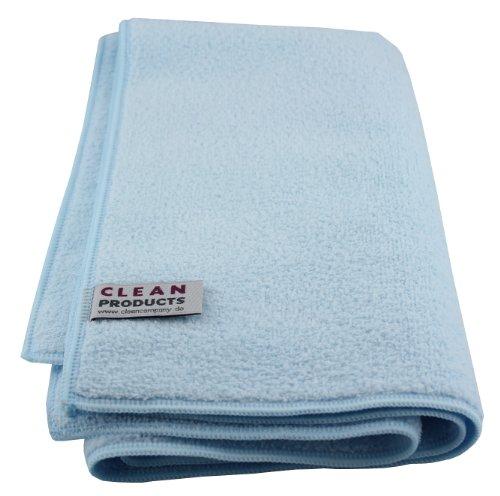 Clean Extreme Micro Chiffon en bleu Maxi 62 x 50 cm – spécial, Très Chiffon microfibre haute qualité pour la voiture pour polir – pour la voiture + voiture Entretien