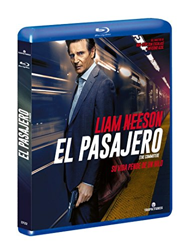 El Pasajero (The Commuter) [Blu-ray]