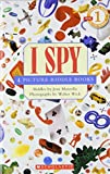 I Spy: 4 Picture Riddle Books
