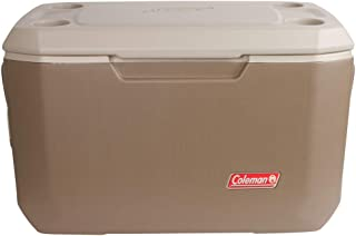 Coleman 70-Quart Xtreme 5-Day Heavy-Duty Cooler, Tan