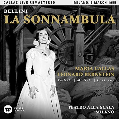 Bellini: La Sonnambula (Milano 05/03/1955)