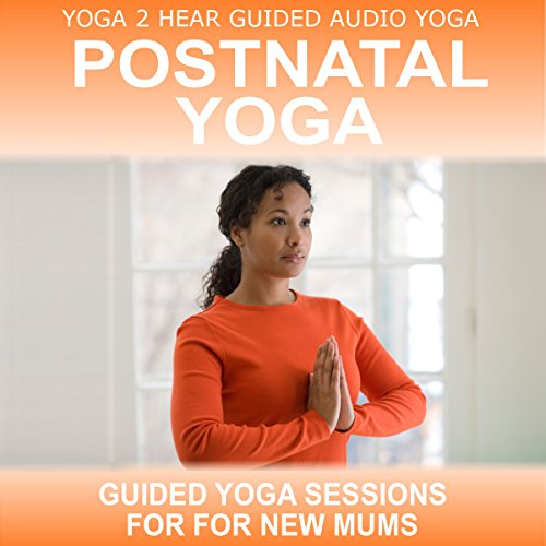 Post-Natal Yoga audiobook cover art