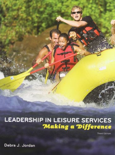 Leadership in Leisure Services: Making a Difference