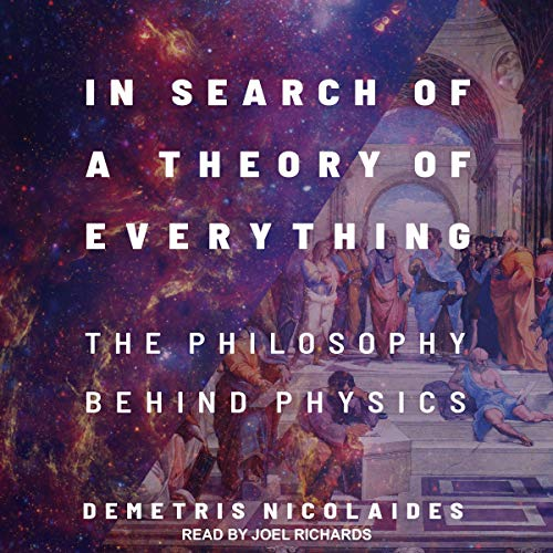 『In Search of a Theory of Everything』のカバーアート