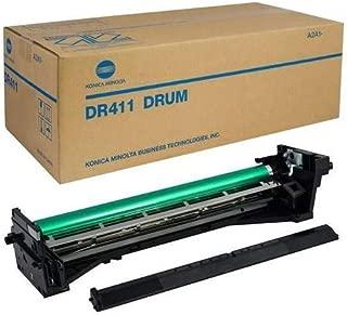 Konica Minolta Drum Unit DR-411 Bizhub 223 283 363 423