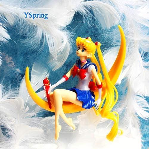 Sailor moon cake topper _image0