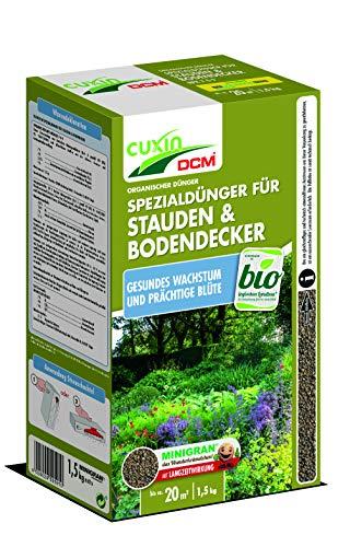 Cuxin Spezialdünger für Stauden und Bodendecker, 1,5 kg