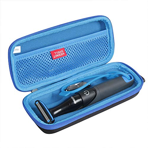 Hermitshell Travel Case for Philips Norelco BG1026/60 Showerproof Body Hair Trimmer and Groomer (Only Case)