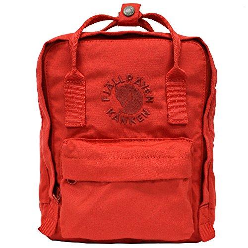 FJALLRAVEN/フェールラーベン Re-Kanken mini/リ カンケン ミニ 7L リュック FJ 23549 バックパック/デイパック/ハンドバッグ/カバン/鞄 Red レディース/メンズ [並行輸入品]