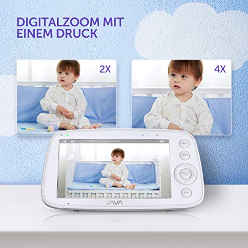 Bild 2: VAVA Video Baby Monitor VA-IH006