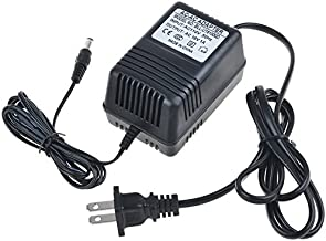PK-Power AC Adapter for Peavey DPM Spectrum Synth & Bass II; Mattel Electronics Intellivision II 2 5872 Console Power Supply; Electrix Filter Queen EQ Killer Filter