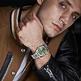 Immagine 1 burei orologio da uomo meccanico