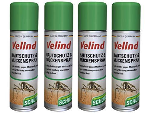 Velind Antistatik Spray, 4er Pack (4 x 300 ml)
