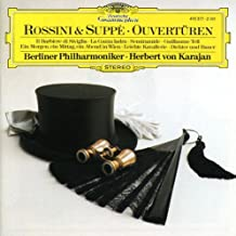 Rossini and Suppe: Ouverturen