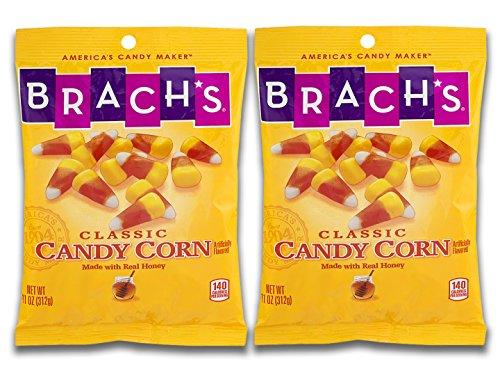 Brach's, Corn Candy Corn, 11 Oz Bag (Pack of 2)