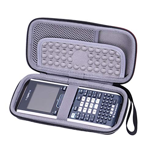 XANAD Hard Travel Carrying Case for Texas Instruments TI-Nspire CX Graphing Calculator - Storage Protective Bag