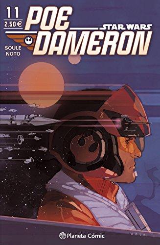 Star Wars Poe Dameron nº 11 (Star Wars: Cómics Grapa Marvel)