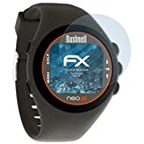 atFoliX Film Protection d'écran Compatible avec Bushnell Neo XS Protecteur d'écran, Ultra-Clair FX Écran Protecteur (3X)