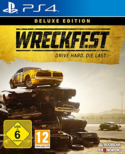 Wreckfest Deluxe Edition [Playstation 4]