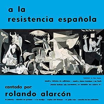 A la Resistencia Española