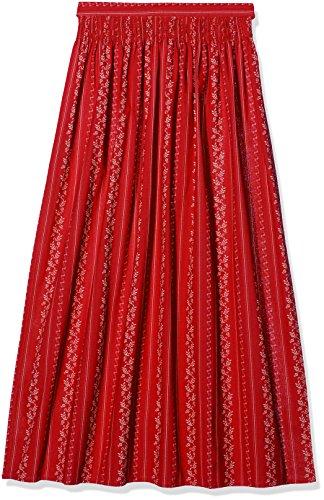 Stockerpoint Damen Schürze SC-195 Dirndlschürze, Rot (rot), 1 (Herstellergröße: 34-38)
