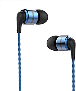 SoundMAGIC E80 Earphones in Ear Noise Isolating Wired Earbuds Reference Series Flagship Powerful Bass HiFi Stereo Sport He...