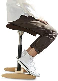 バランスシナジー スクエア Dブラウン 腰痛対策 姿勢改善 椅子 バランスチェア 大人用