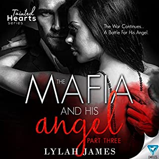 The Mafia and His Angel, Book 3 cover art