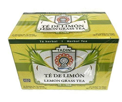 Lemongrass Lemon Tadin Tea