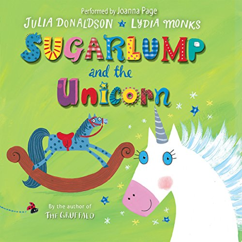 Sugarlump and the Unicorn audiobook cover art
