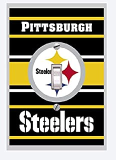 Pittsburgh Steelers Lightswitch Cover