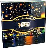 Khao Shong Adventskalender mit 24 Knabbereien und Snacks aus Thailand (Weihnachtskalender mit festlichem Motiv, lecker und dekorativ, Ideal zum Verschenken) 1 x 717g