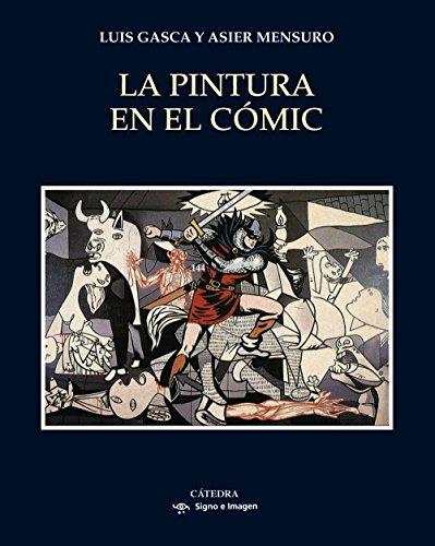 La pintura en el cómic (Signo E Imagen)
