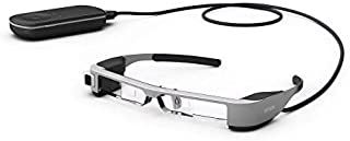 Epson Moverio BT-300 - Augmented Reality Glasses with an OLED Display